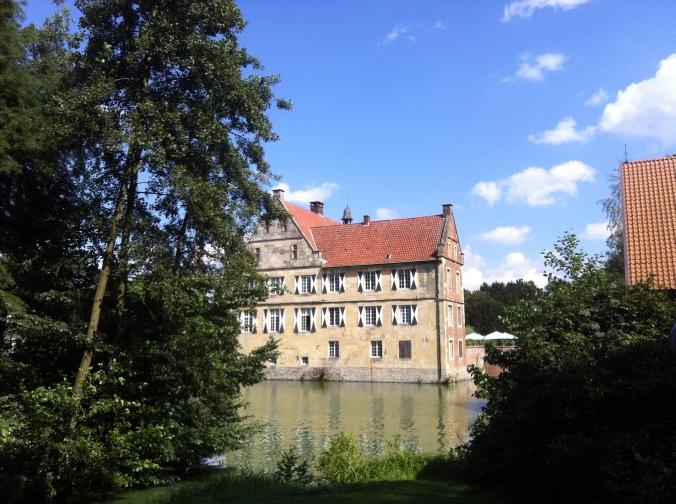 Geburtsstätte Annette von Droste-Hülshoff