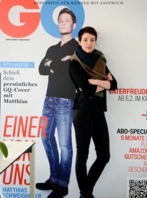 Matthias und ich