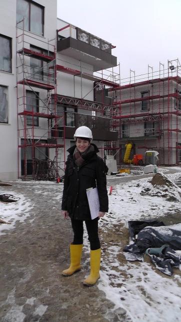 Job 16 - Architektin