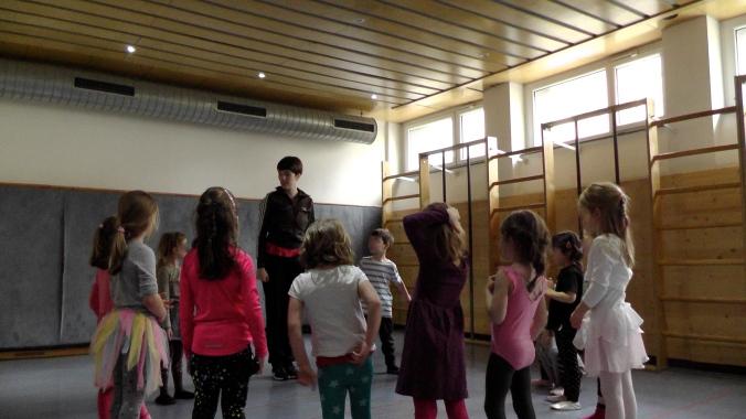 Kiddie Dance