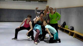 Job 21 - Tanzlehrerin